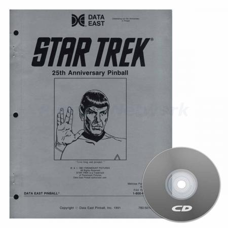 Star Trek 25th Anniversary Handbuch