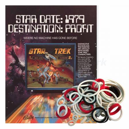 Star Trek Bally Gummisortiment