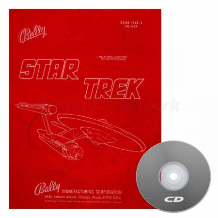 Star Trek Bally Operations Manual