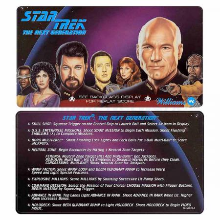Star Trek: The Next Generation Custom Cards