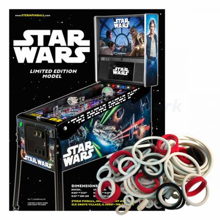 Star Wars Limited Edition Gummisortiment