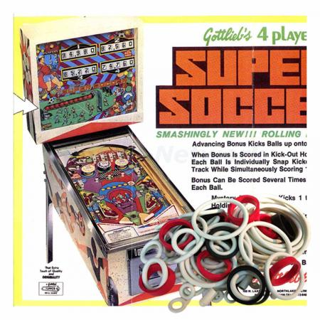 Super Soccer Gummisortiment