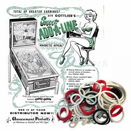 Sweet Add-A-Line Gummisortiment