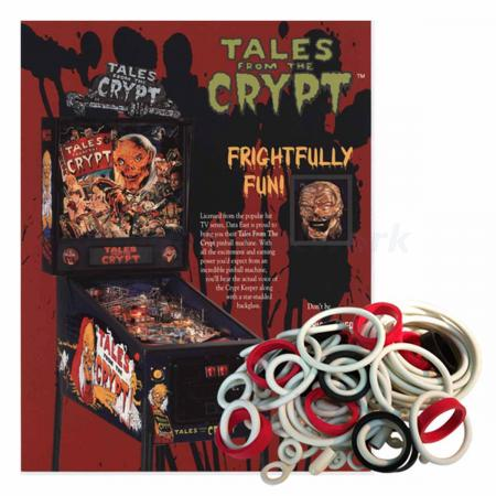 Tales from the Crypt Gummisortiment