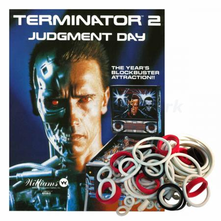 Terminator 2: Judgment Day Gummisortiment
