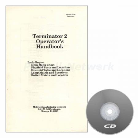 Terminator 2: Judgment Day Operators Handbook
