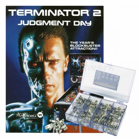 Terminator 2: Judgment Day Sicherungssortiment