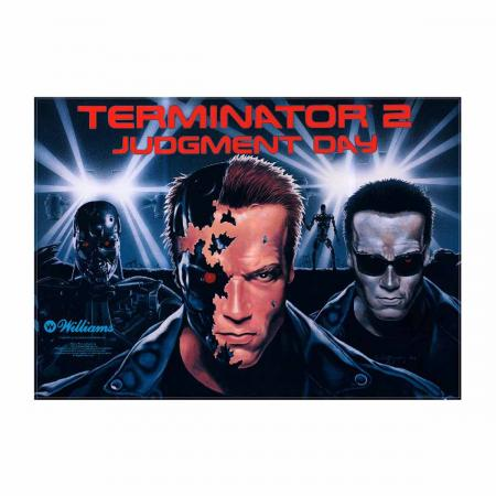 Terminator 2: Judgment Day Translite, Sammleredition