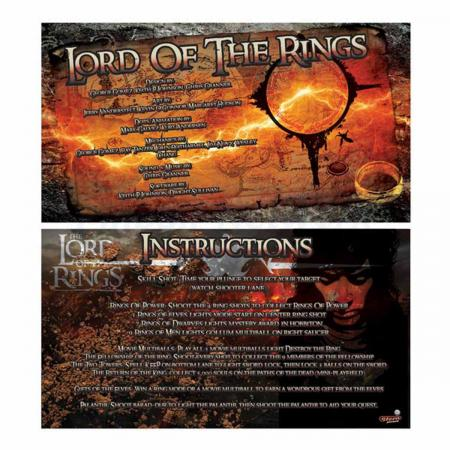 The Lord of the Rings Custom Cards