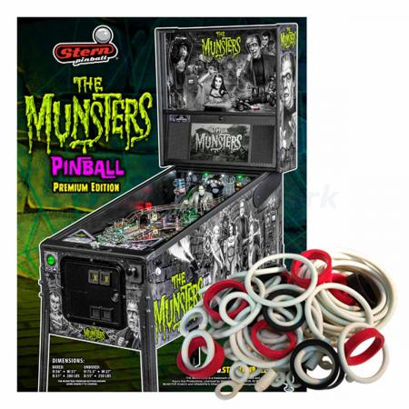 The Munsters Premium Gummisortiment