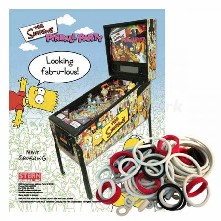 The Simpsons Pinball Party Gummisortiment