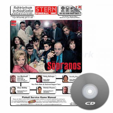 The Sopranos Operations Manual