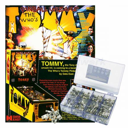 The Who's Tommy Pinball Wizard Sicherungssortiment