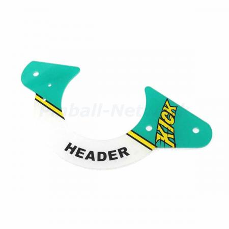 World Cup Soccer Header Kick Plastic