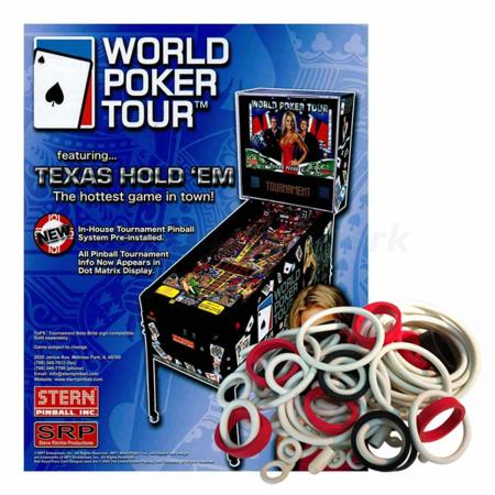 World Poker Tour Gummisortiment
