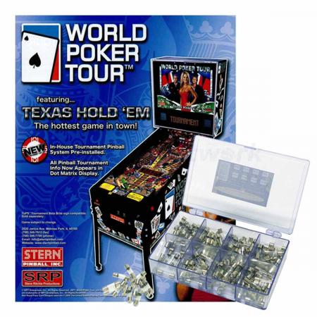 World Poker Tour Sicherungssortiment