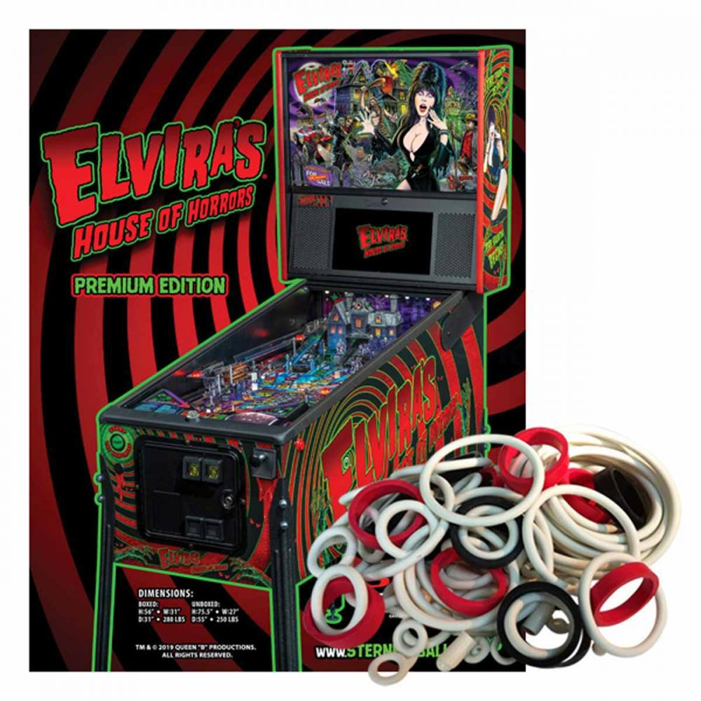 Elvira's House of Horrors Premium Edition Gummisortiment