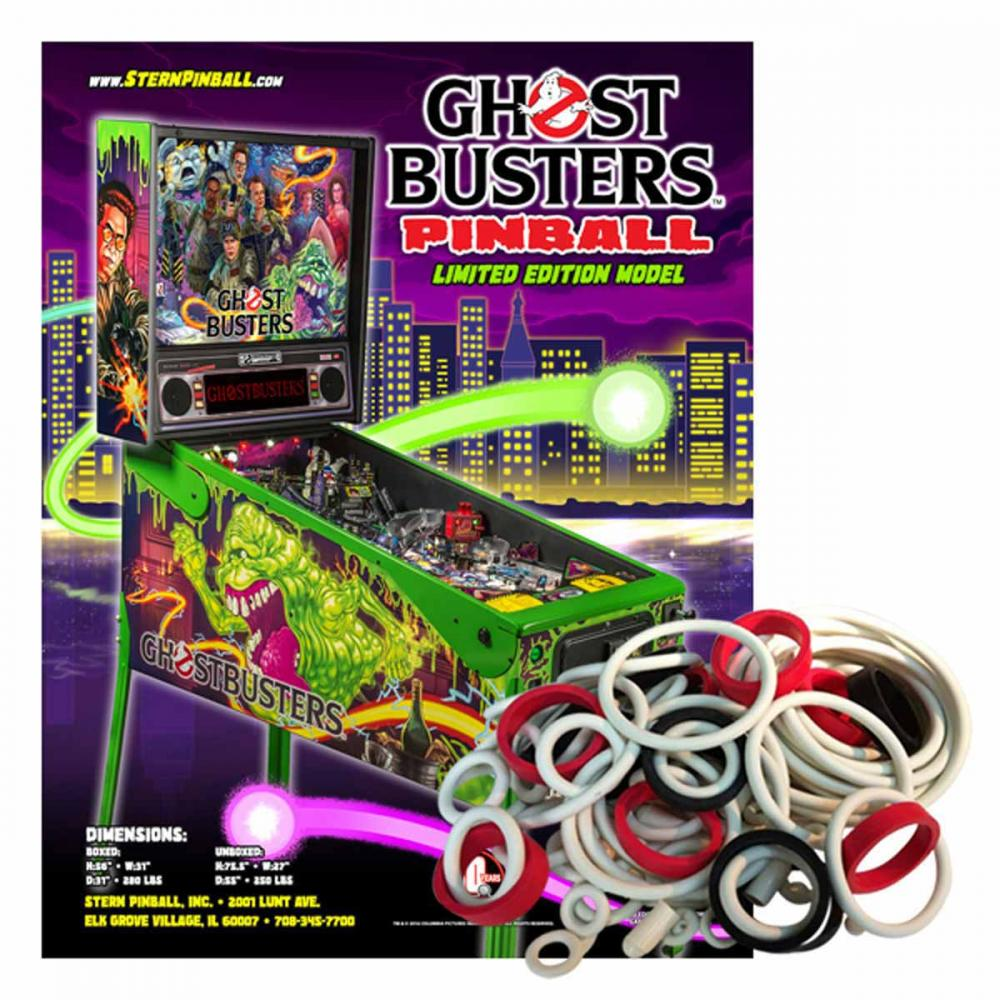 Ghostbusters Limited Edition Gummisortiment