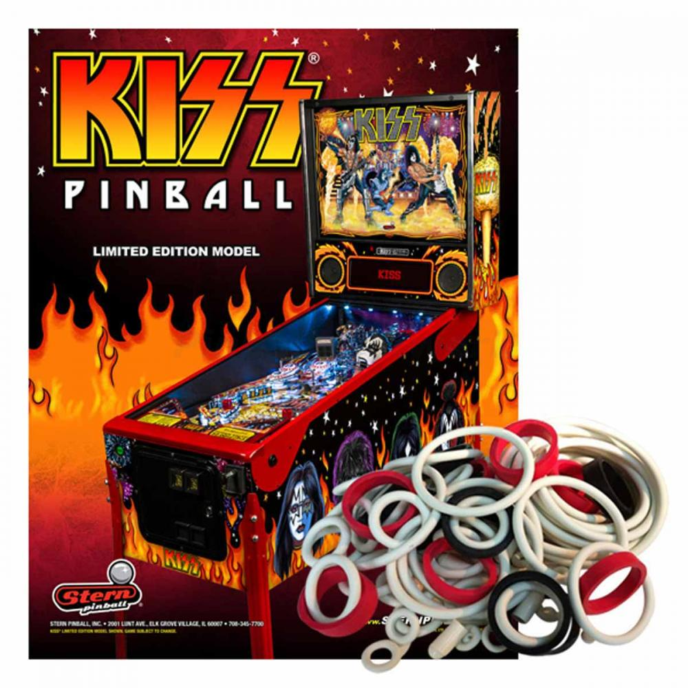 KISS Limited Edition Gummisortiment