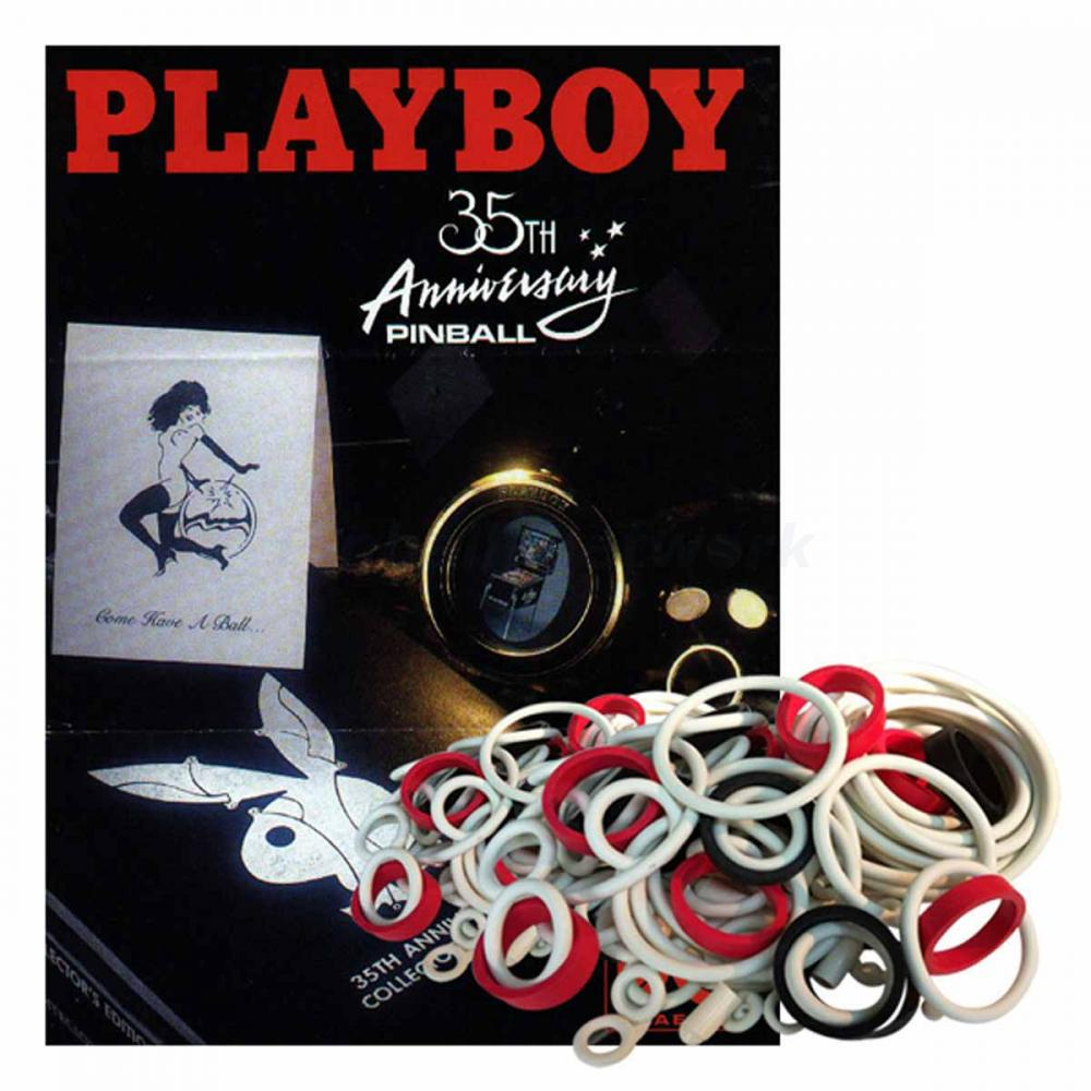 Playboy 35th Anniversary Gummisortiment