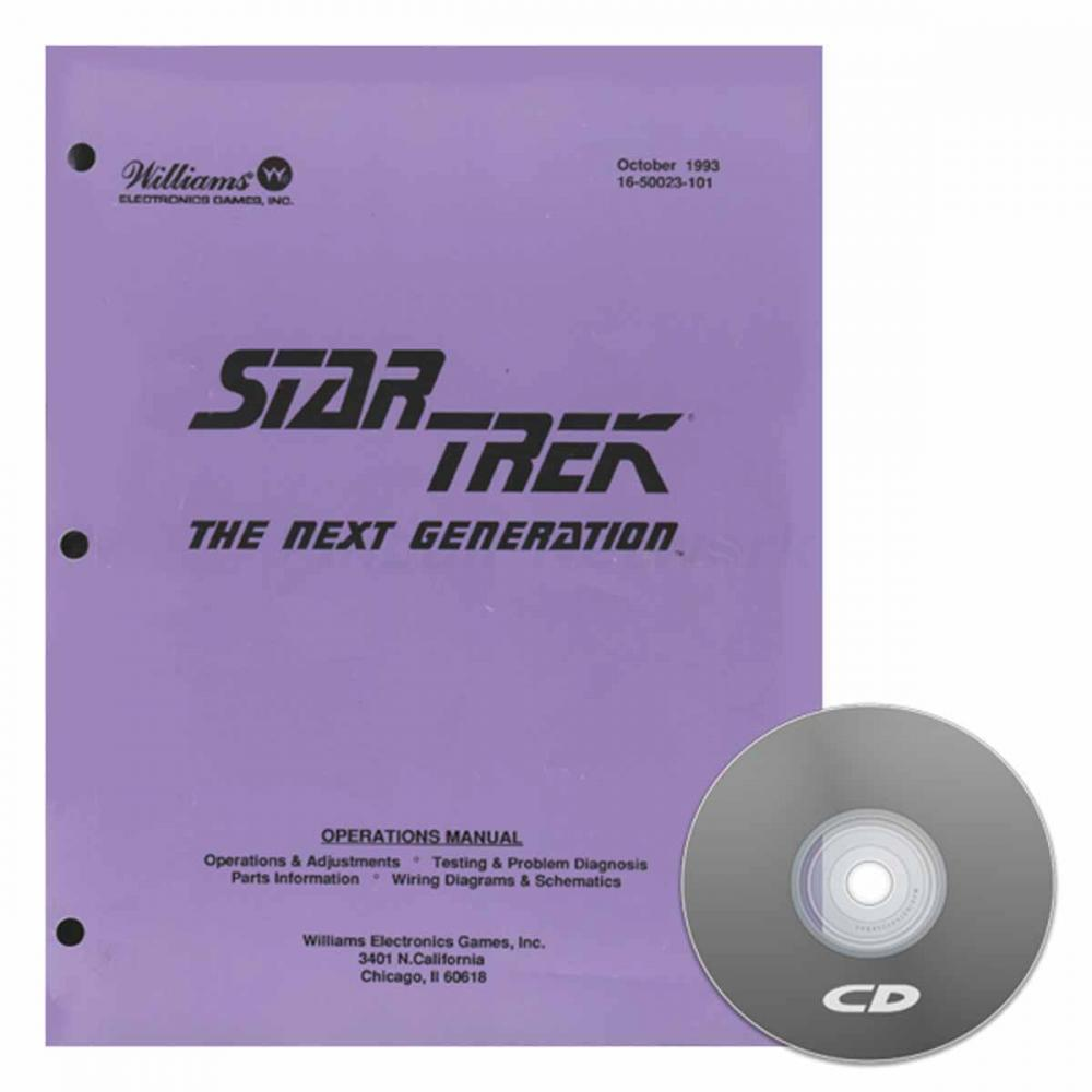 Star Trek: The Next Generation Operations Manual