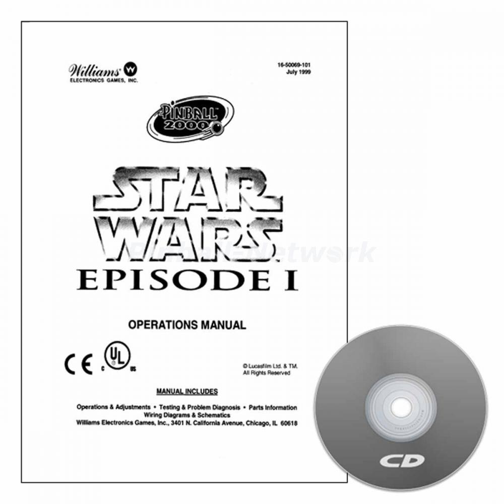 Star Wars Episode 1 Operations Manual