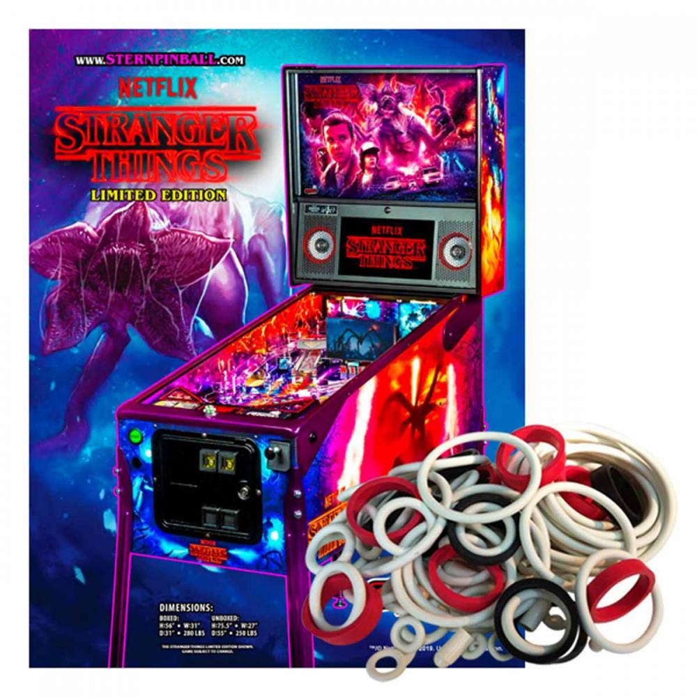 Stranger Things Limited Edition Gummisortiment