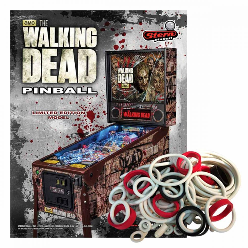 The Walking Dead Limited Edition Gummisortiment