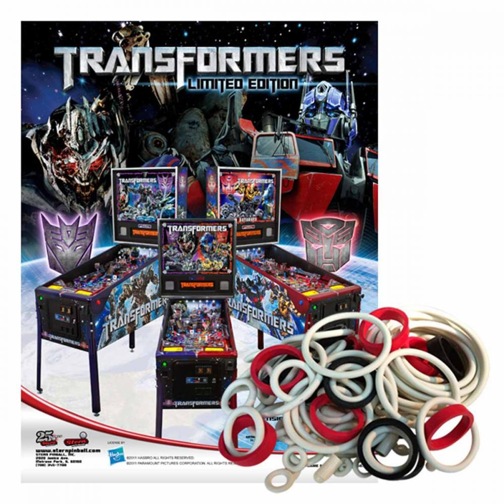 Transformers Limited Edition Gummisortiment
